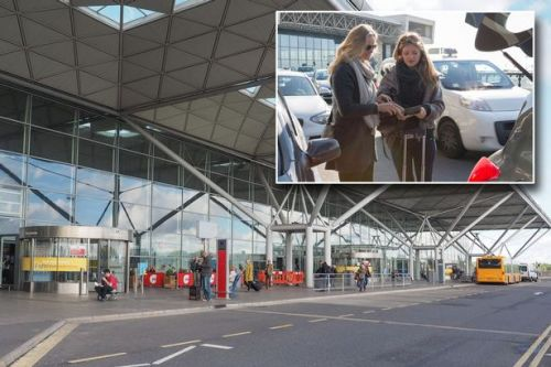 Airports increase drop-off parking charge in rip-off costing drivers up to £25
