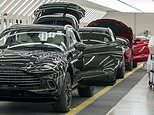 MARKET REPORT: Aston Martin accelerates after boss is ejected