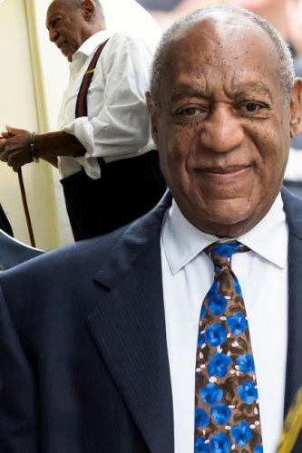 Bill Cosby is handcuffed and led to prison after being sentenced to 3 to 10 years for sexual assault