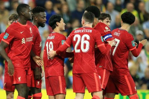 Liverpool vs Preston North End Carabao Cup kick-off time, TV details and team news