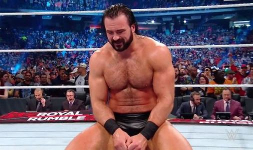 WWE Royal Rumble: What the cameras didn't show after Drew McIntyre stunned Roman Reigns