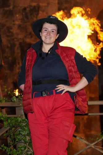 I'm A Celebrity's Hollie Arnold 'Devastated' At Being First To Leave The Show