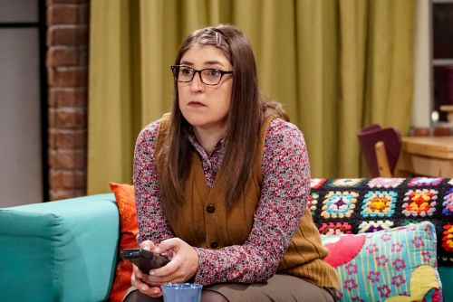 The Big Bang Theory's Mayim Bialik reveals horrific real life behind-the-scenes anxiety filming latest final season episode