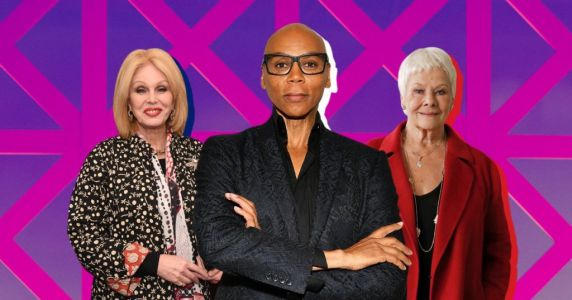 RuPaul's Drag Race UK: Dame Judi Dench and Joanna Lumley 'sign up' for series 2 - yasssss!