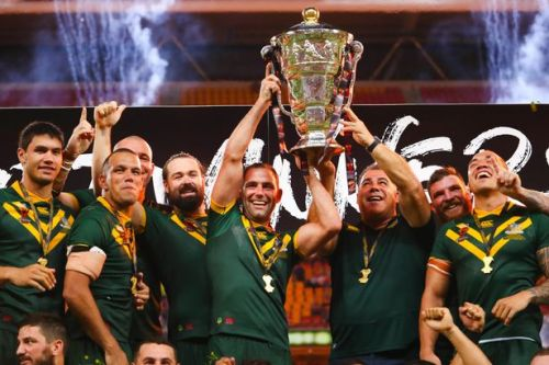 Rugby League World Cup postponed until 2022 after Australia and New Zealand pull out