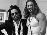 'I'm proud to call you my brother': Lenny Kravitz wishes Jason Momoa a happy birthday