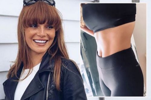 Summer Monteys-Fullam flaunts taut tum and reveals how she gets crop-top bod