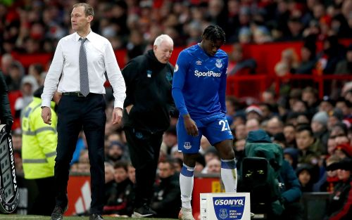 Duncan Ferguson says Moise Kean 'struggled with the pace of the game' after substituting Everton substitute