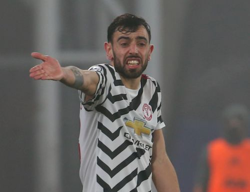 Manchester United set to block Bruno Fernandes from linking up with Portugal