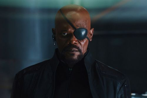 Samuel L. Jackson reportedly starring in Nick Fury show for Disney Plus - CNET
