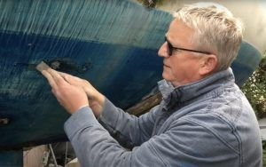 Antifouling - when is it time to scrape back? Maximus survey begins