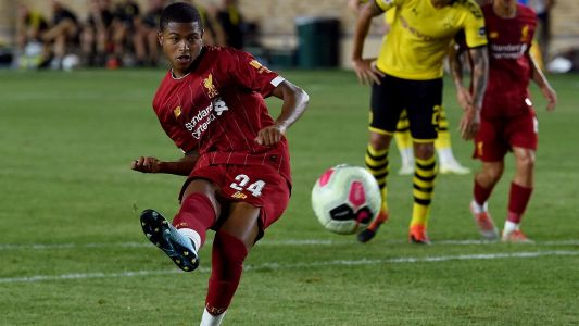 Reds' Brewster nightmare for defenders - Sancho