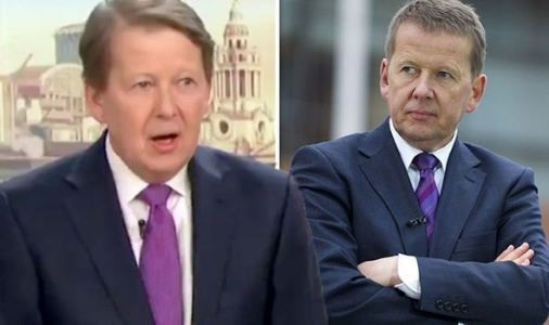 Bill Turnbull leaves Good Morning Britain viewers in tears with TV return