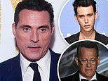 Rufus Sewell signs on to play Elvis Presley's father alongside Austin Butler as Elvis