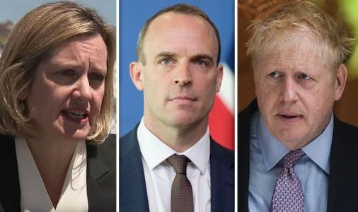Amber Rudd WARNS Boris and Raab numbers 'easily there' to topple PM if they pursue no deal