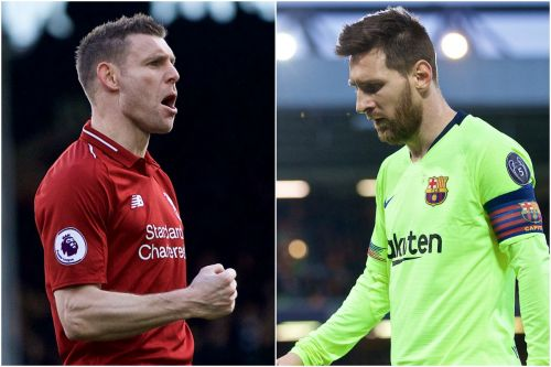 "Louis van Gaal argues why James Milner can be ""more important"" than Lionel Messi"