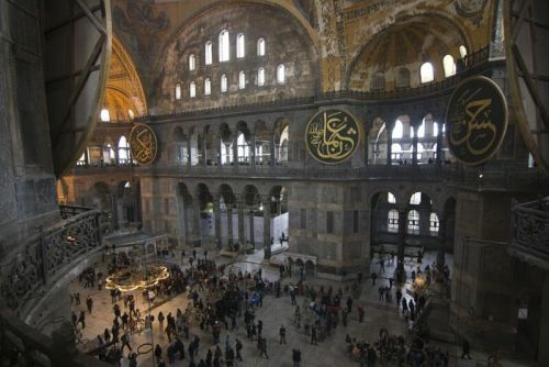 What will happen to the Hagia Sophia now that it's a mosque again?