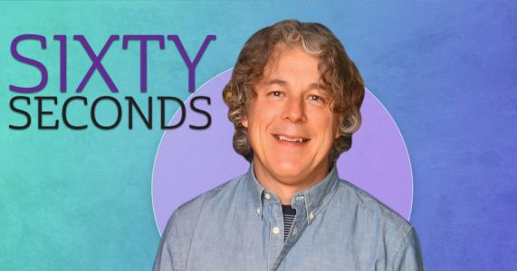 Alan Davies admits changes to QI filming due to the pandemic were 'hard' and 'very strange'