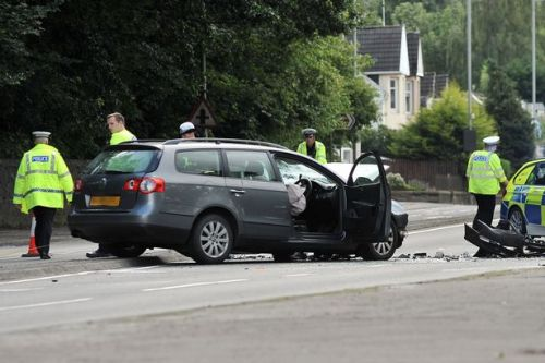 Woman, 67, dies in two-car crash on A82 in Dumbarton