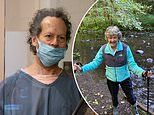 Driver, 64, 'ran over 77-year-old grandma TWICE' in her first walk around the block since vaccine