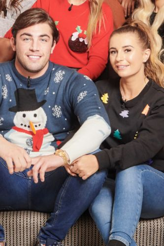 Love Island Reunion: Dani Dyer and Jack Fincham look the picture of happiness DAYS before shocking split