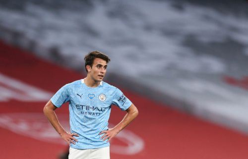 Eric Garcia in talks with Barcelona after informing Manchester City he won't sign a new deal