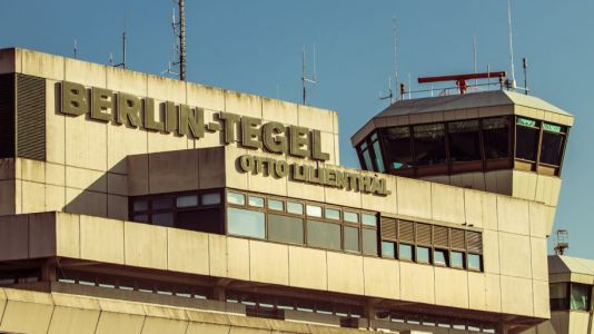 Air France expected to be first and last at Berlin Tegel
