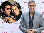 George Clooney recalls coming to set drunk while filming One Fine Day with Michelle Pfeiffer