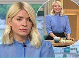 Holly Willoughby reveals she is either 'euphorically happy or desperately sad'