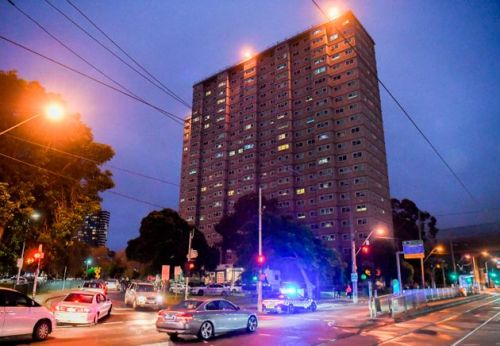 Australia Places Melbourne Tower Blocks Under 'Hard Lockdown' After Surge In Coronavirus Cases