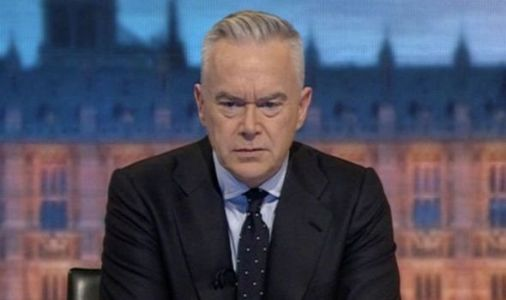 BBC Huw Edwards shell-shocked by election result - 'Sentence I never thought I'd utter'
