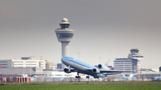 Amsterdam Schiphol to open Covid-19 testing centre for high risk arrivals