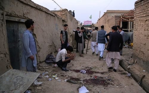 Key al-Qaeda leader killed in Afghanistan, as death toll from suicide bombing at Kabul education centre rises to 24