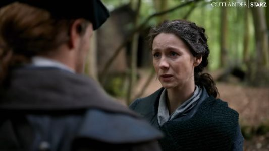 Outlander star speak out on the possibility of more time-travel in season 5