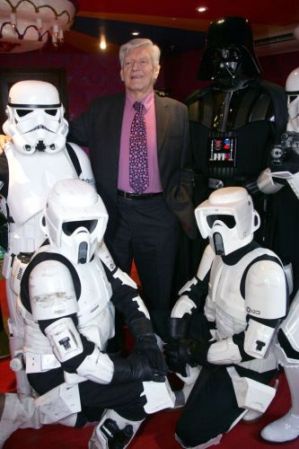 Dave Prowse, Star Wars' Original Darth Vader, Has Died Aged 85