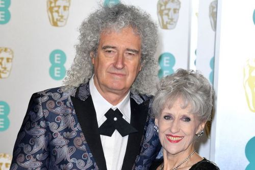 Queen's Brian May says his wife 'saved his life' after near-deadly heart attack