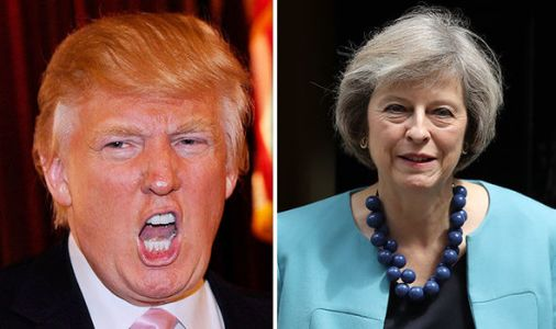 Is Donald Trump about to REVEAL UK spy secrets? MI6 BEGS President not to publish papers