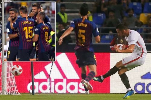 Sevilla 1-2 Barcelona: Ousmane Dembele wins Spanish Super Cup with stunning strike - 5 talking points
