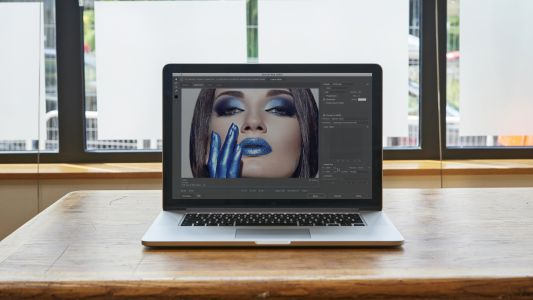 Best laptops for photographers in 2020: Photo editing in Photoshop