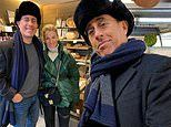 Jerry Seinfeld and wife Jessica look blissful as they enjoy a luxurious food tour through Paris