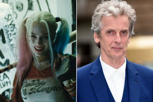 James Gunn confirms Suicide Squad cast including Peter Capaldi and Margot Robbie