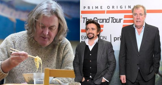James May reveals why he couldn't film Our Man In Japan with The Grand Tour's Jeremy Clarkson and Richard Hammond