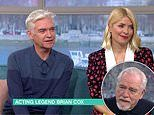 Brian Cox insists he was 'very proud' of Phillip Schofield after coming out as gay