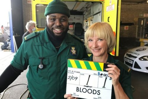 Julian Barratt, Lucy Punch and more join Samson Kayo and Jane Horrocks in Sky comedy Bloods