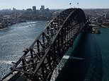 Sydney Harbour Bridge set to promote The Everest a year after colossal Opera House row