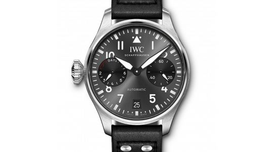 """IWC Schaffhausen adds """"Right-hander"""" to its Big Pilot collection"""