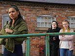 Coronation Street and Emmerdale HALT filming after crew-member tests positive for COVID-19