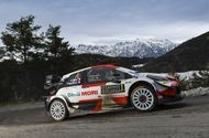 Ogier storms to Monte Carlo World Rally win