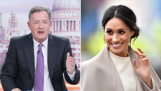 Piers Morgan calls Meghan Markle 'shameless piece of work' who got Prince Harry to 'ditch his family'