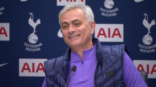 Jose Mourinho says Tottenham can challenge for title next season and hints at change of style